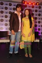 Harshad Chopra, Neha Janpandit at the launch of new serial on Star Plus Tere Liye in J W Marriott on 1st June 2010 (5).JPG