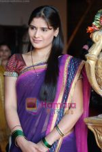Aarti Singh at the launch of Thoda Hai Bas Thode Ki Zaroorat Hai show on Colors in Kamalistan on 2nd June 2010 (20).JPG