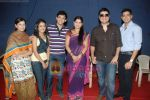 Goldie Behl, Aarti Singh, Priyamvada Kant at the launch of Thoda Hai Bas Thode Ki Zaroorat Hai show on Colors in Kamalistan on 2nd June 2010 (110).JPG