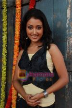 Priyamvada Kant at the launch of Thoda Hai Bas Thode Ki Zaroorat Hai show on Colors in Kamalistan on 2nd June 2010 (11).JPG