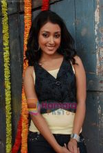 Priyamvada Kant at the launch of Thoda Hai Bas Thode Ki Zaroorat Hai show on Colors in Kamalistan on 2nd June 2010 (12).JPG