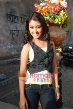 Priyamvada Kant at the launch of Thoda Hai Bas Thode Ki Zaroorat Hai show on Colors in Kamalistan on 2nd June 2010 (6).JPG