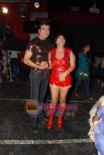 Music video shoot with Raja Chaudhary and Surbhi Chaterjee in Koko Disco on 8th June 2010 (3).JPG