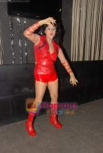 Surbhi Chaterjee at Music video shoot with Raja Chaudhary and Surbhi Chaterjee in Koko Disco on 8th June 2010 (28).JPG