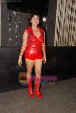 Surbhi Chaterjee at Music video shoot with Raja Chaudhary and Surbhi Chaterjee in Koko Disco on 8th June 2010 (29).JPG