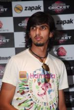 Ishant Sharma at International Criket 2010 game launch in Phoenix Mill on 9th June 2010 (17).JPG