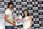 Ishant Sharma, Prachi Desai at International Criket 2010 game launch in Phoenix Mill on 9th June 2010 (11).JPG