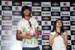 Ishant Sharma, Prachi Desai at International Criket 2010 game launch in Phoenix Mill on 9th June 2010 (13).JPG