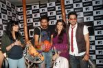 Bani, Rannvijay Singh, Jacqueline Fernandez, Ayushmann Khurrana at the launch of MTV Wildcraft - range of bags and adventure gear in Bandra on 21st July 2010 (13).JPG