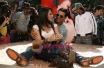Akshay Kumar, Trisha in the still from movie Khatta Meetha (11).JPG
