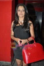 Trisha at the Special Screening of Khatta Meetha in PVR, Juhu, Mumbai on 22nd July 2010