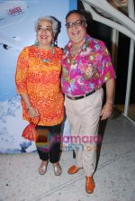 praveena and jamal macklai at Narendra Kumar Ahmed_s calendar launch for Swiss International Air Lines in Tote on 22nd July 2010 (4).JPG