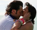 Bobby Deol and Mugdha Godse in the still from movie Help (2).JPG
