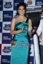 Jacqueline Fernandez at Gillette Mach3 India Gaming Championship 2010 in Vadala on 29th July 2010 (3).JPG