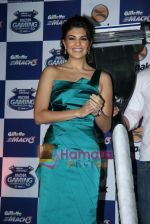 Jacqueline Fernandez at Gillette Mach3 India Gaming Championship 2010 in Vadala on 29th July 2010 (4).JPG