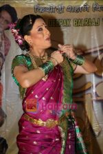 Kishori Shahane at Marathi film Aika Dajiba Music Launch in Kohinoor Hotel on 29th July 2010 (23).JPG