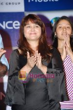 Alisha Chinoy at Reliance Mobile 3G tie up with Universal Music in Trident on 4th Aug 2010 (6).JPG