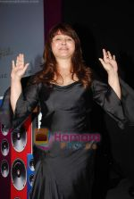 Alisha Chinoy at Reliance Mobile 3G tie up with Universal Music in Trident on 4th Aug 2010 (7).JPG