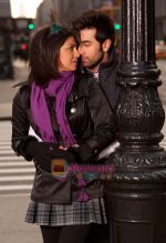 Priyanka Chopra, Ranbir Kapoor in the still from movie Anjaana Anjaani (4).JPG