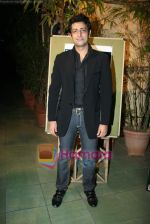 Priyanshu Chatterjee at Gumshuda film music launch in Renaissance Club on 5th Aug 2010 (6).JPG
