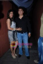 Sajid Nadiadwala at Arpita and Arbaaz Khan_s bday bash in Aurus on 5th Aug 2010 (3).JPG