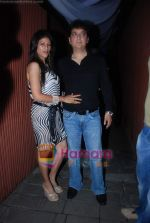 Sajid Nadiadwala at Arpita and Arbaaz Khan_s bday bash in Aurus on 5th Aug 2010 (4).JPG