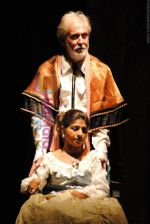 Divya Arora & Tom Alter at Melody of Love Play in Mumbai on 8th Aug 2010.jpg