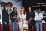 Aishwarya Rai Bachchan, Amitabh Bachchan, Rajnikanth, Resul Pookutty at Robot music launch in J W Marriott on 14th Aug 2010 (2).JPG