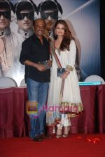 Aishwarya Rai Bachchan, Rajnikanth at Robot music launch in J W Marriott on 14th Aug 2010 (11).JPG