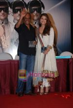 Aishwarya Rai Bachchan, Rajnikanth at Robot music launch in J W Marriott on 14th Aug 2010 (13).JPG