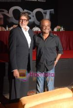 Rajnikanth, Amitabh Bachchan  at Robot music launch in J W Marriott on 14th Aug 2010 (10).JPG