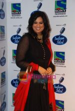 Richa Sharma on the sets of Indian Idol in Filmistan on 14th Aug 2010 (5).JPG