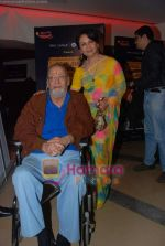 Shammi Kapoor, Sharmilla Tagore at One Evening in PARIS screening for Radio Mirchi_s Purani Jeans in PVR on 21st Aug 2010 (25).JPG