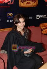 Soha Ali Khan at One Evening in PARIS screening for Radio Mirchi_s Purani Jeans in PVR on 21st Aug 2010 (4).JPG