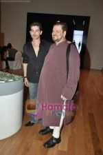 Neil Mukesh, Nitin Mukesh at world_s tallest building Lodha One event in Parel on 22nd Aug 2010 (11).JPG