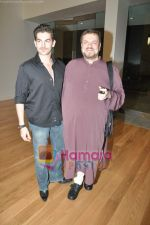 Neil Mukesh, Nitin Mukesh at world_s tallest building Lodha One event in Parel on 22nd Aug 2010 (3).JPG