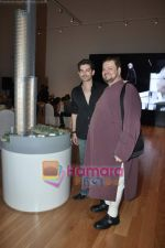 Neil Mukesh, Nitin Mukesh at world_s tallest building Lodha One event in Parel on 22nd Aug 2010 (9).JPG