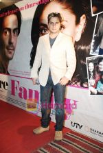 Varun Badola, Rajeshwari Sachdev at We Are Family special premiere in Cinemax on 30th Aug 2010 (40).JPG