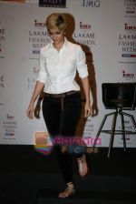 Lakme Winter 2010 Fashion workshop in Grand Hyatt on 31st Aug 2010 (11).JPG