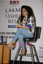Lakme Winter 2010 Fashion workshop in Grand Hyatt on 31st Aug 2010 (2).JPG