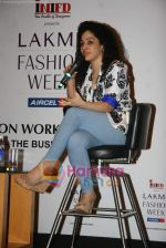 Lakme Winter 2010 Fashion workshop in Grand Hyatt on 31st Aug 2010 (3).JPG