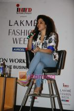 Lakme Winter 2010 Fashion workshop in Grand Hyatt on 31st Aug 2010 (4).JPG