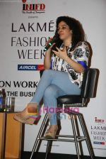 Lakme Winter 2010 Fashion workshop in Grand Hyatt on 31st Aug 2010~0.JPG