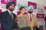 Lisa Ray inaugurates Fortis Cancer Institute on 1st Sep 2010.JPG