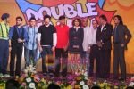 Sanjay Dutt, Kangana Ranaut, Aashish Chaudhary, Ritesh Deshmukh, Arshad Warsi, Javed Jaffery, Aamir Khan, Anil Kapoor at Double dhamaal Launch in Mehboob Studio, Mumbai on 1st Sept 2010 (5).JPG