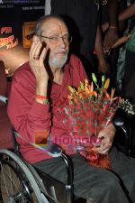 Shammi Kapoor at Teesri manzil screening on 4th Sept 2010 (4).JPG