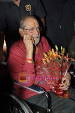Shammi Kapoor at Teesri manzil screening on 4th Sept 2010 (2).JPG