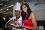 Miss India Neha Hinge at World Kitchen in Malad on 6th Sept 2010 (16).JPG