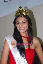 Miss India Neha Hinge at World Kitchen in Malad on 6th Sept 2010 (23).JPG