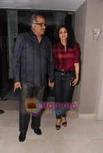 Sridevi, Boney Kapoor at Anupam Kher_s art exhibition in Bandra on 7th Sept 2010 (2).JPG